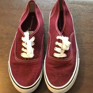 ⚡️Flash Sale⚡️ Maroon Tennis Shoes